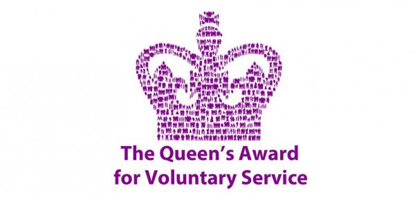 Queens Award for Voluntary Services - Support 4 Sight