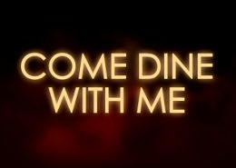Come Dine With Me Logo